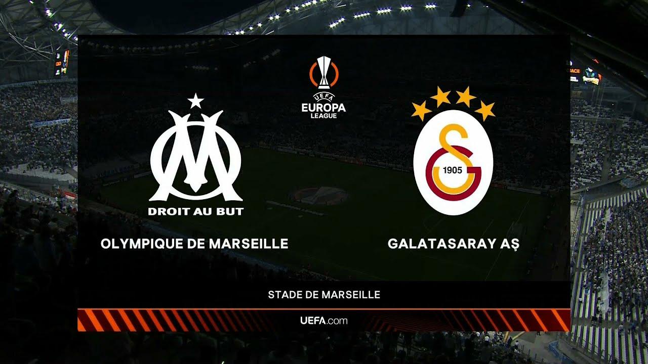 Download UEFA Europa League | Group E | Olimpique Marseille v Galatasaray SK | Highlights