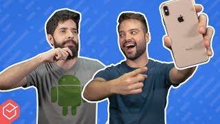 30 DIAS de iPHONE XS MAX | Opinião de um usuário ANDROID!! ( será que convenci? )
