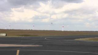 Red Bull Air Race Practice in Olney, Texas (Video 1)