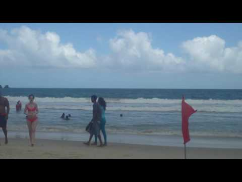 Maracas Beach Trinidad and Tobago Clip 2