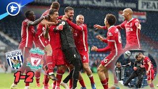 Le but incroyable du gardien de Liverpool Alisson Becker fait sensation | Revue de presse