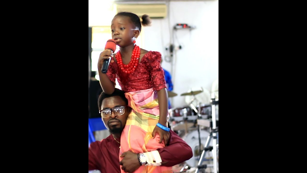 Download 5 Year Old Girl Praise God In Different Language
