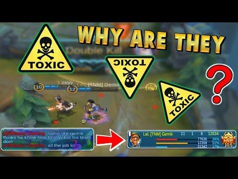 BRUNO VS TRASHTALKER #3 … WHEN WILL THEY STOP?! Mobile Legends
