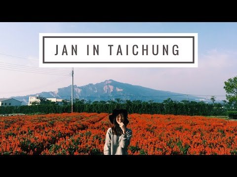 #JKHXTravels | Jan in TaiChung