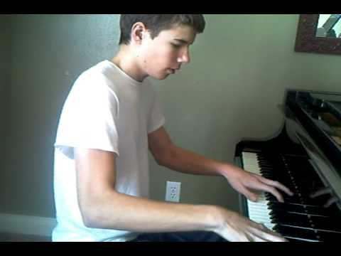 Chopin Etude no. 10 op. 10 in A flat Major Rendition 1