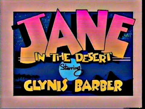 Jane in the Desert (no subtitles) - Glynis Barber.
