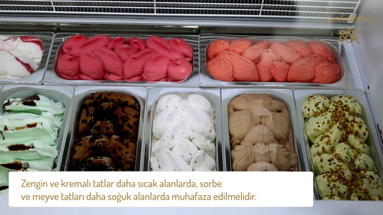 Dondurma Nasıl Süslenir