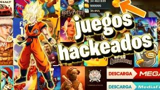 10 Juegos hackeados por mediafire