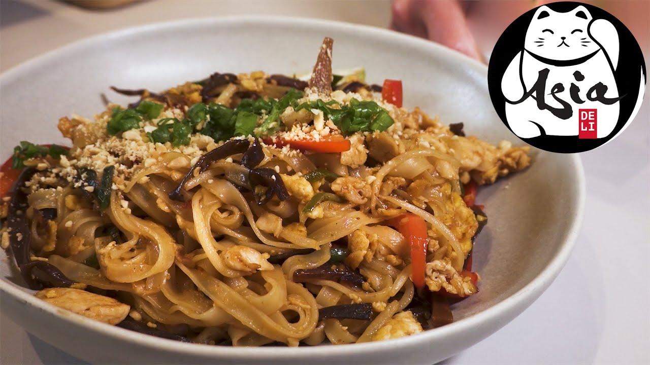 Przepis na PAD THAI - gotowanie z Asia Deli Kraków. Tajniki kuchni tajskiej