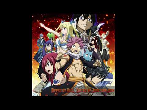 Fairy Tail 2018 Main Theme 1 Hour Version