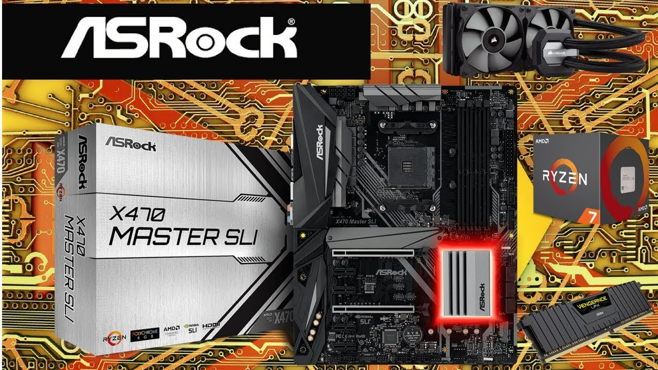 Asrock X470 Master Sli Ac Full Review The Good The Bad The Ugly