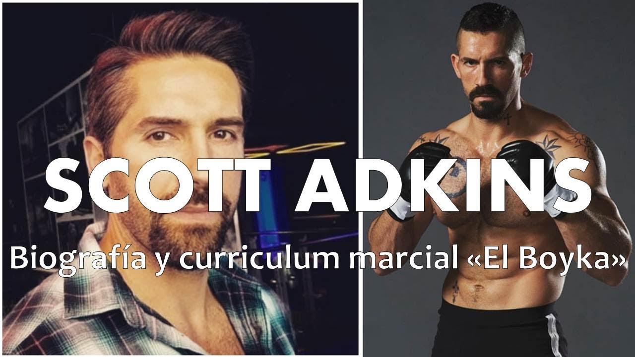 CineBiografía Adkins Solo Scott Marciales Artes De Y ZuPkOwXiTl