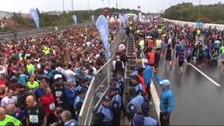 Avrasya Maratonu Başladı