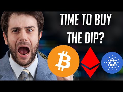 Time to Buy The Dip in Bitcoin and Ethereum? (Think Again) We're GONNA DUMP MORE! Moonboys Crying 😭