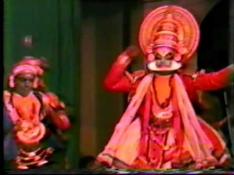 Kiratham-III, Kalamandalam Gangadharan & Kalamandalam P G Radhakrishnan
