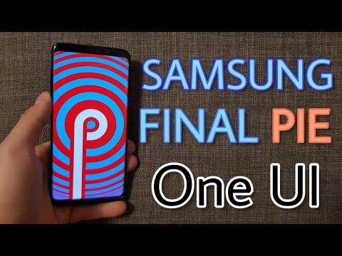 FINAL Pie 9.0 ONE UI Update for Galaxy S9/plus Note 9 [Download Link]