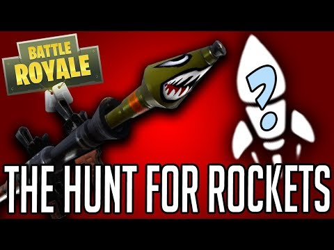 THE HUNT FOR ROCKETS (Fortnite)