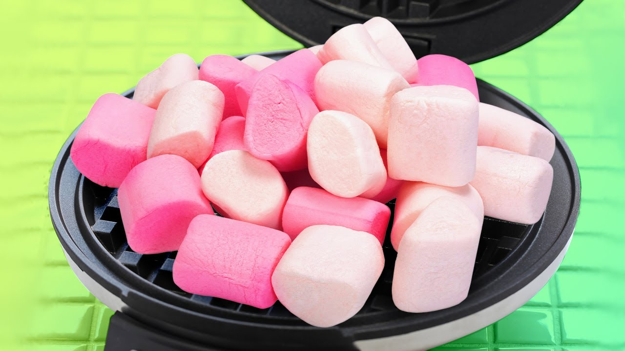 Sweet Food Recipes With Marshmallow That Will Melt In Your Mouth
