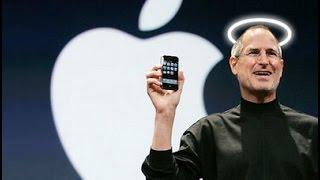 Стив Джобс = Иисус Христос XXI века