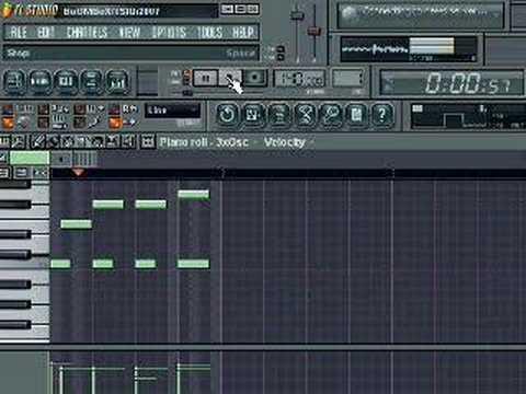 NS2K - How to Make MIDI in FLStudio