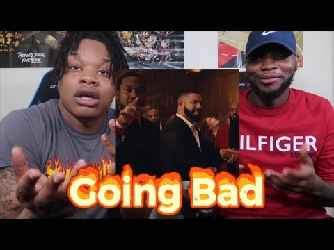 Meek Mill – Going Bad feat. Drake (Official Video) – REACTION