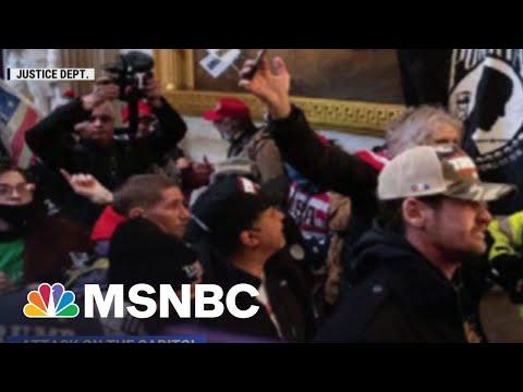 Judge Cites Election Fraud Rhetoric To Lock Up Capitol Rioters