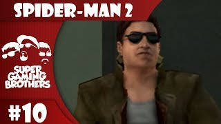 SGB Play: Spider-Man 2 - Part 10 | A Quick Withdrawl