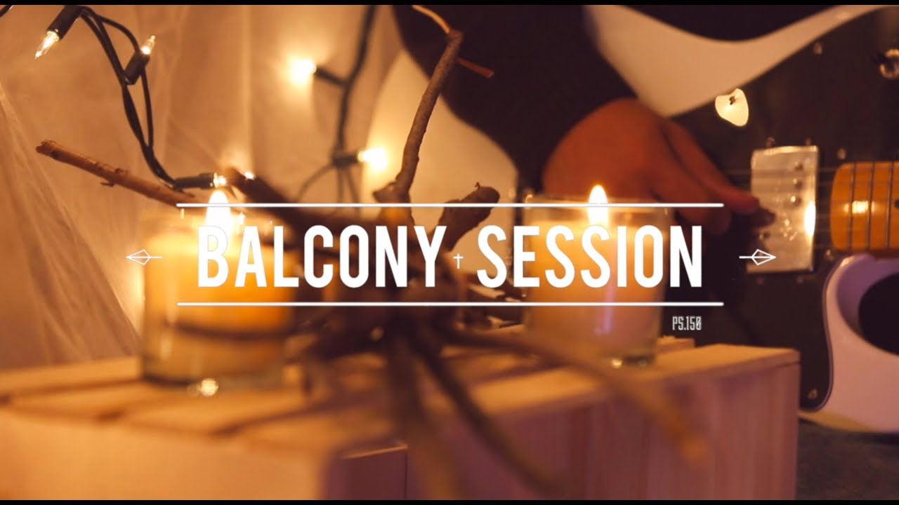 Douce nuit balcony session youtube for Balcony sessions