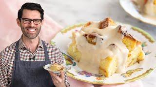 Decadent and EASY Bread Pudding Recipe