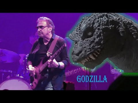 Godzilla, Buck Dharma Guitar Solo Dont Fear The Reaper Blue Oyster Cult  @ Houston
