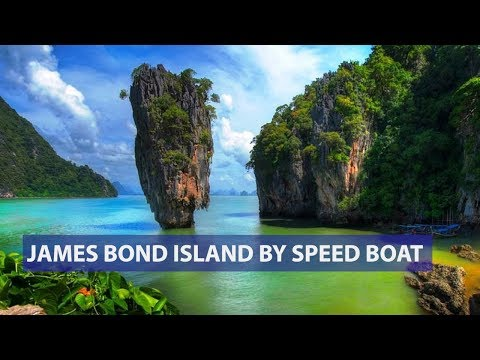 James Bond Island By Speed Boat From Phuket Price Review