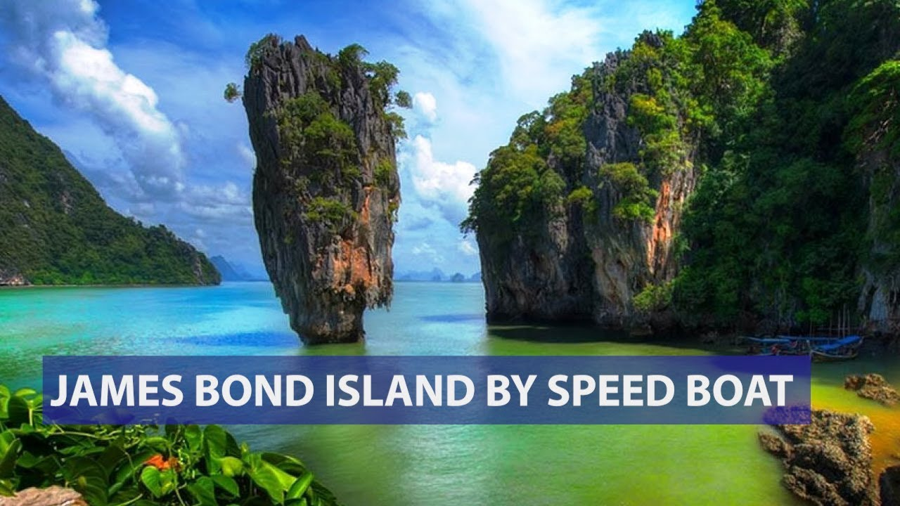 James Bond Island By Speed Boat From Phuket Price Review Avitip
