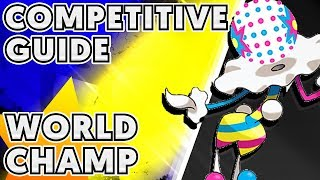 A New Ultra Beast?! Competitive Blacephalon Guide! VGC18