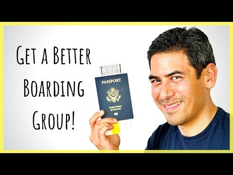 How To Get Priority Boarding On Flights | Upgrade Your Air Travel Experience!