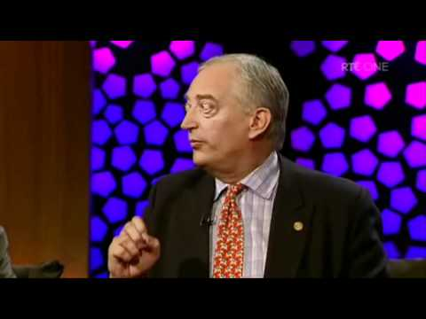 The Late Late Show - Jim Corr & Lord Christopher Monckton