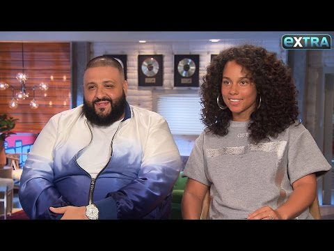 Alicia Keys Nabs DJ Khaled as 'The Voice' Mentor, Plus: Her Plans to Beat Gwen & Blake