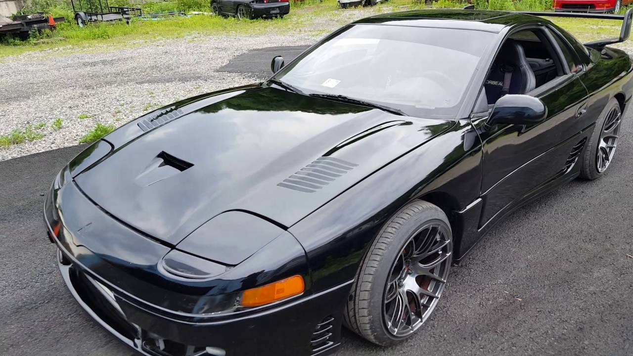 1991 mitsubishi 3000gt vr4 for sale. - youtube