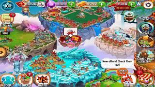 Dragon City Snow Island Episode 1