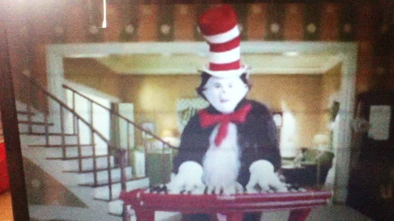 The Cat In The Hat The Movie Part