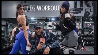 LEG WORK | underground team | deadlifting comp