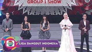 Highlight Liga Dangdut Indonesia - Konser Final Top 10 Group 1 Show
