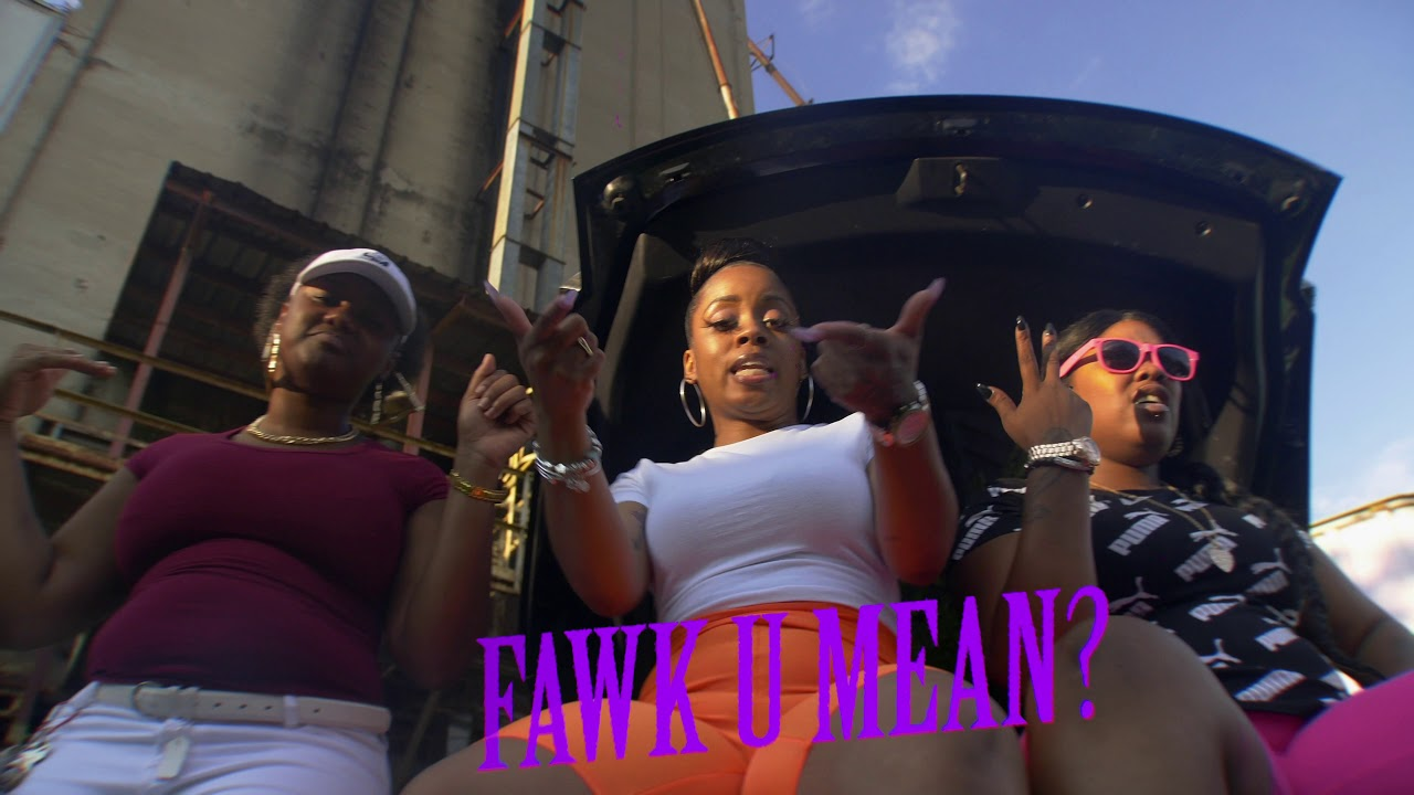 'FAWK U MEAN' by UNique Hustlehard shot by #GEFILMS #ItsHHMG #LiveFromTheG