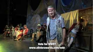 Vote for We Will Rock You: Pop Has a Message! #Oliviers