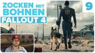 [9] Fallout 4 mit Etienne | Den Ghuls auf die Füße | Zocken mit Bohnen | 18.11.2015