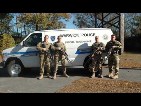 Warwick RI Police Department 2016 Recruitment Video