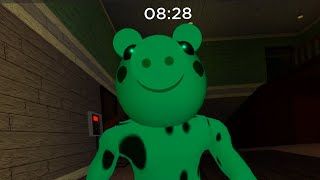 ROBLOX PIGGY DINOPIGGY JUMPSCARE - Roblox Piggy New Update