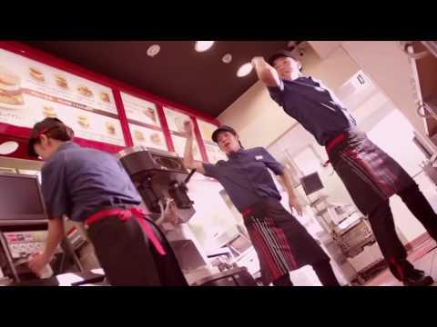[廣告追句]日本留學打工必去麥當勞-店舞篇  唐崇達老師廣告解析 統大國際日語翻譯  看廣告學日語 網路行銷
