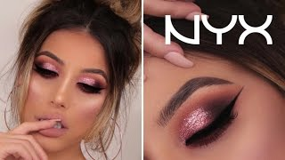 ONE BRAND PROM MAKEUP TUTORIAL |  DRUGSTORE