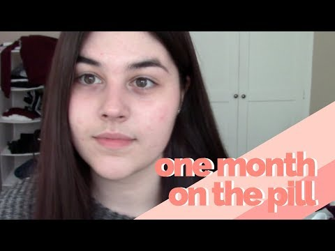 one-month-using-birth-control-pills-|-my-acne-journey
