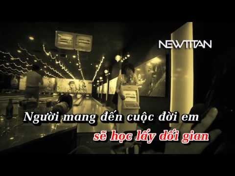 [Karaoke] Yêu lầm anh - Minh Hằng Full Beat gốc bè